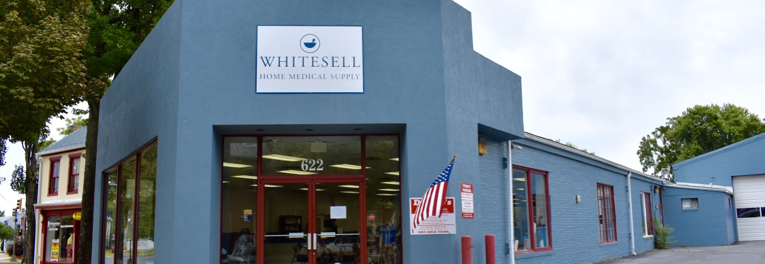 Whitesell Home Medical Supply • Downtown Frederick Partnership
