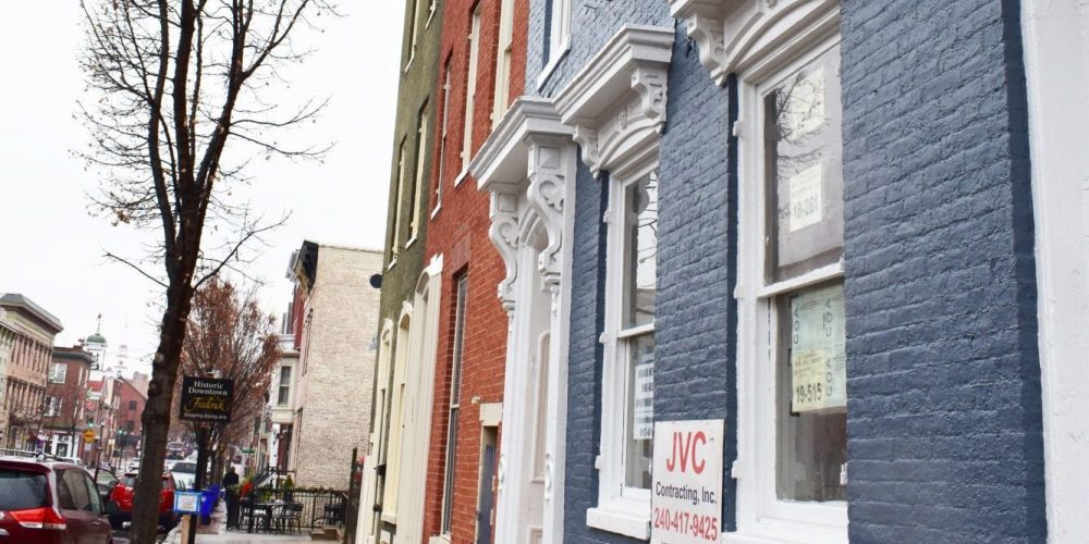 Historic Charm and Modern Convenience in Downtown Frederick