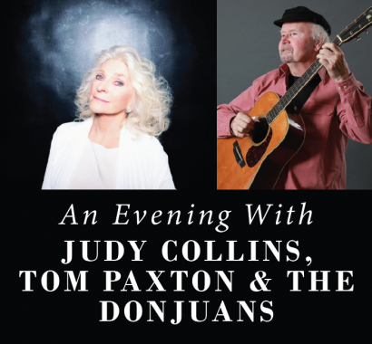 An Evening with Judy Collins, Tom Paxton and the Don Juans