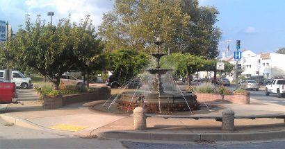 Seventh Street Fountain Park Community Meeting