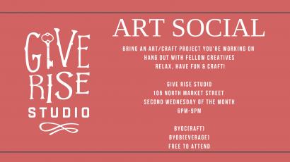 Art Social : Free BYOC(raft)