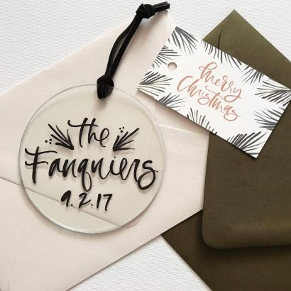 Holiday Personalization Pop-Up