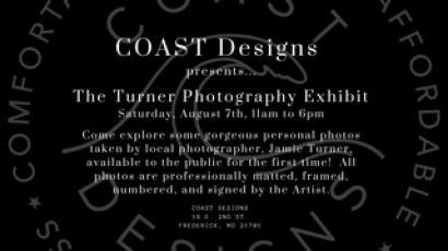The Turner Photography Exhibit @ COAST Designs