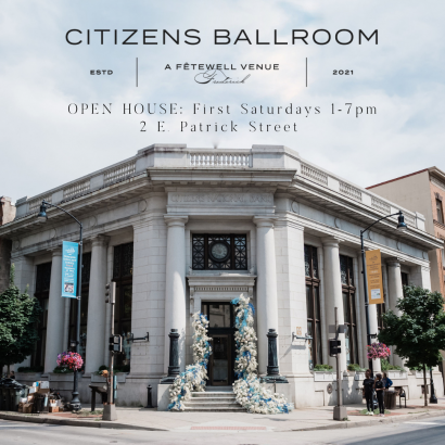Citizens Ballroom Open House