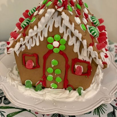 Deluxe Gingerbread House Workshop