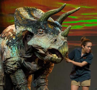Erth's Dinosaur Zoo Live!