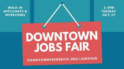 Downtown Jobs Fair