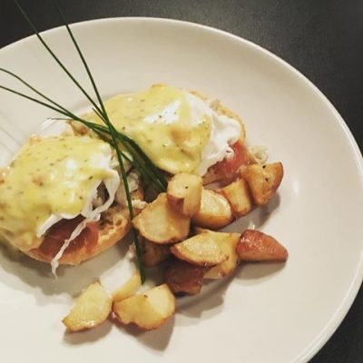 Father's Day 2017 Special: Eggs Chesapeake