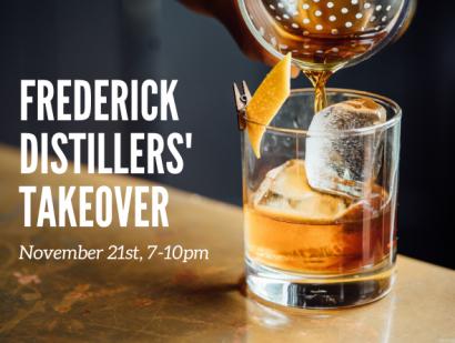 Frederick Distillers' Takeover