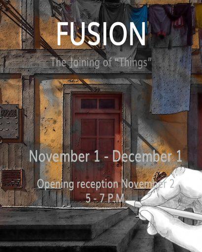 "DISTRICT Arts Presents ""FUSION"""