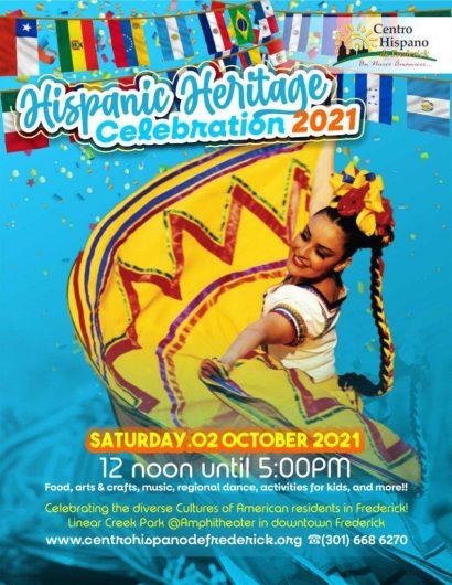 1st Annual Hispanic Heritage Festival