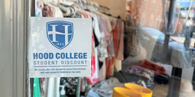 Hood Student Discount Program