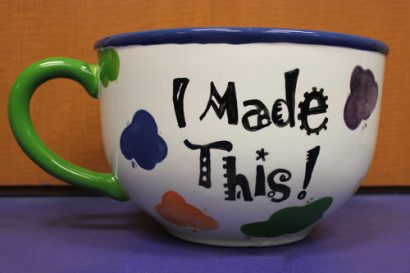 Paint your own Pottery @ I Made This!