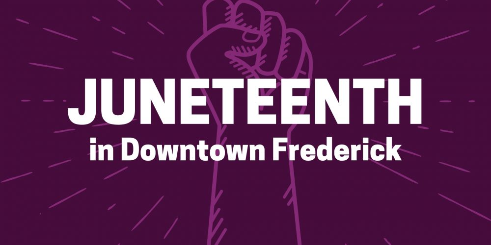 Juneteenth in Downtown Frederick