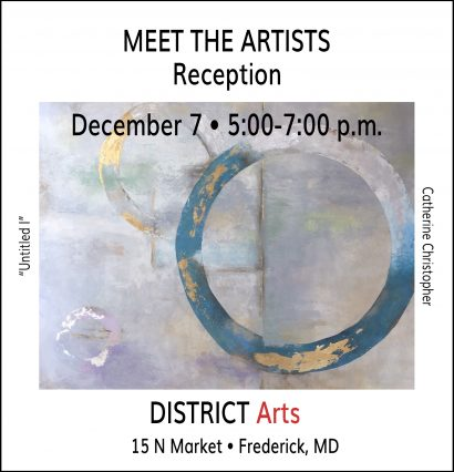 """Meet the Artists"" at DISTRICT Arts"