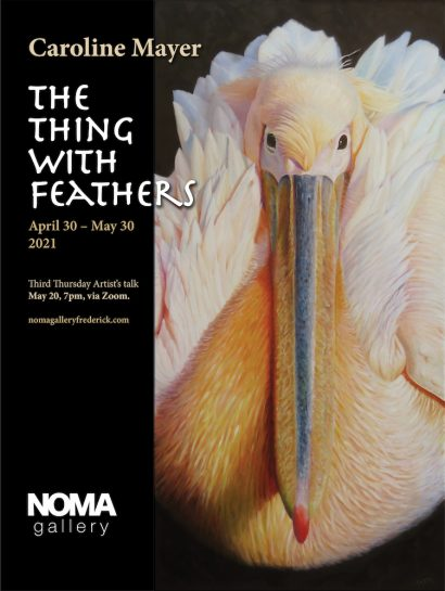 """""""The Thing with Feathers"""" by Caroline Mayer"""