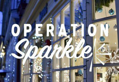 Operation Sparkle: Holiday Scavenger Hunt