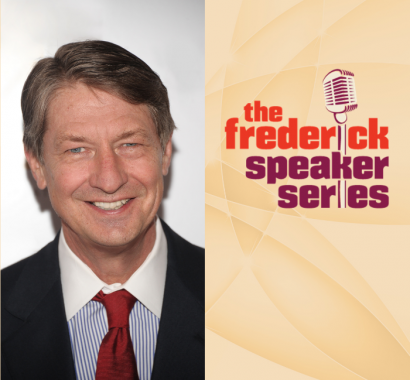 Frederick Speaker Series presents PJ O'Rourke