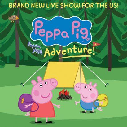 PEPPA PIG LIVE! – Peppa Pig's Adventure!