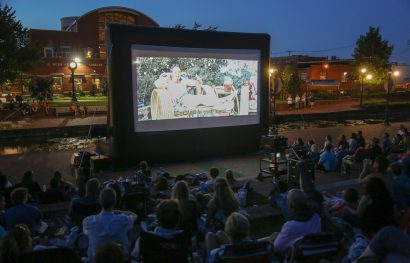 Halloween Movie Night presented by Frederick County Public Libraries