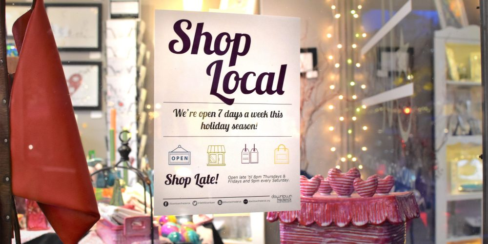 Shop Local for the Holidays