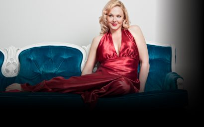 Storm Large Performs