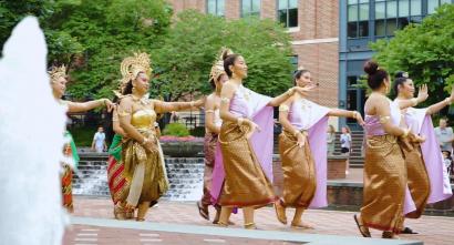 Thai New Year Water Festival