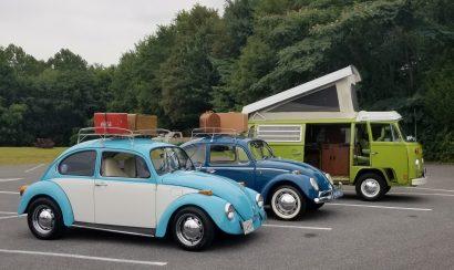 Vintage VW Halloween Car Show & Trunk-or-Treat