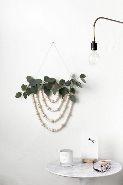 Wooden Bead Wall Hanging Workshop