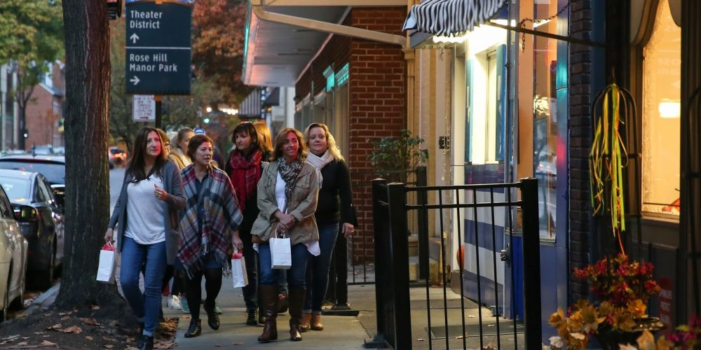Your Holiday Shopping Guide for Downtown Frederick