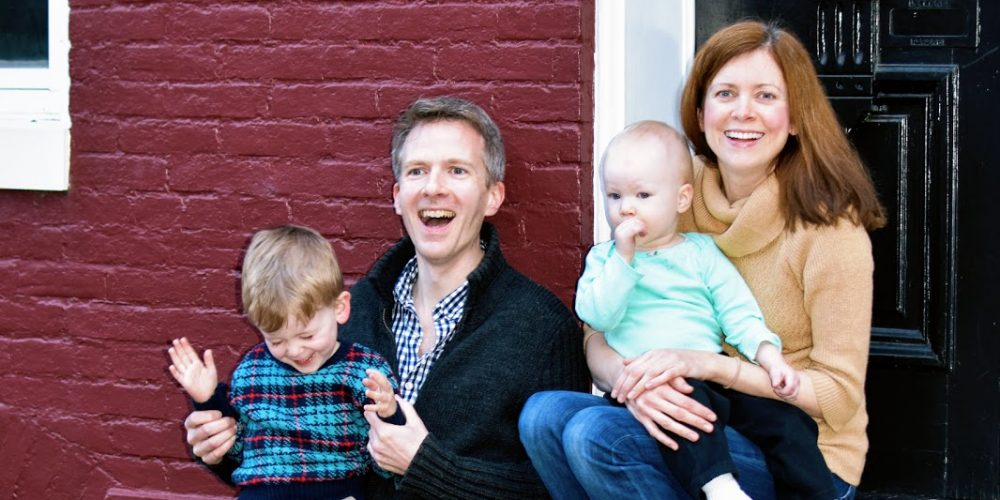 Kids in the City: Susan and Jeremy Kelley