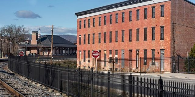 Redevelopment of Historic Whitehill's Row in Downtown Frederick