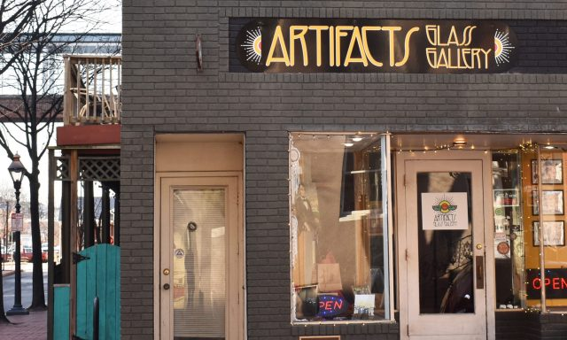 Artifacts Glass Gallery
