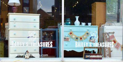 Bailey's Treasures Furniture Gallery