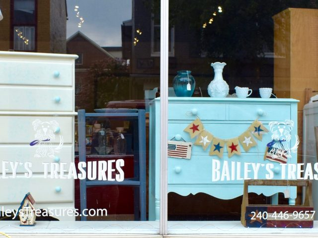 Bailey's Treasures Furniture Gallery