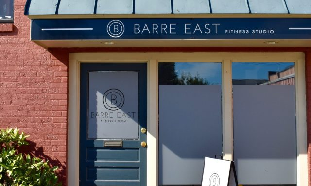 Barre East