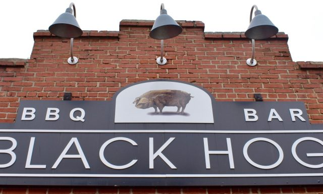 Black Hog BBQ & Bar