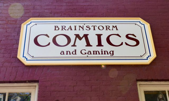 Brainstorm Comics