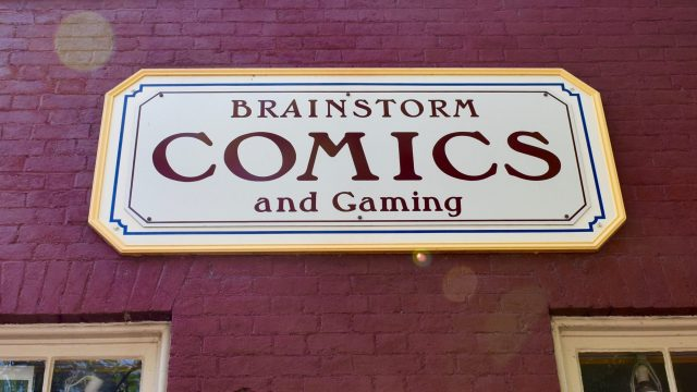 Brainstorm Comics