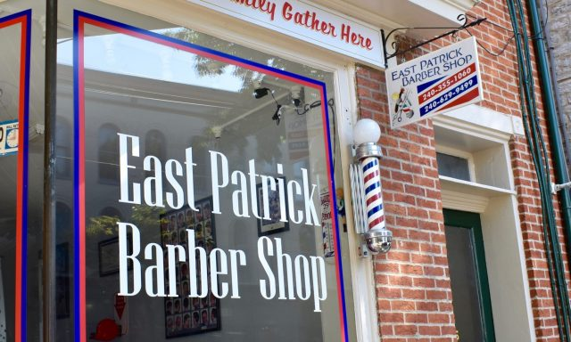 East Patrick Barber Shop