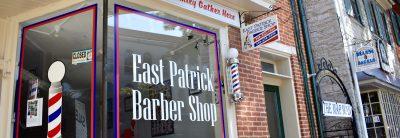 East Patrick Barber Shop