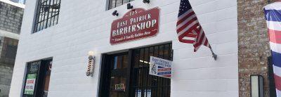 East Patrick Barbershop