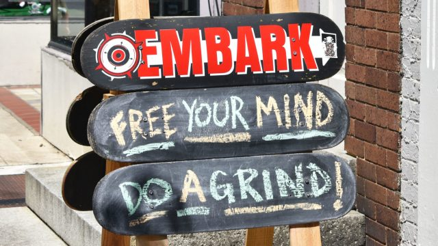 Embark Skateshop