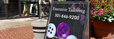 Executive Tailoring