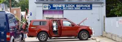 Gene's Lock Service