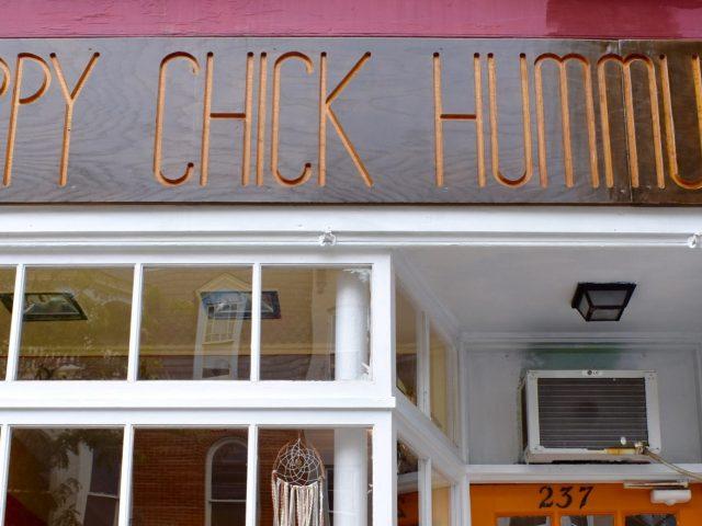 Hippy Chick Hummus