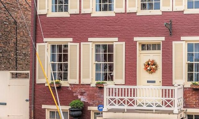 Historic Hauer House