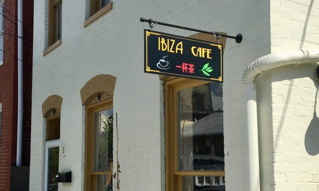 Ibiza Cafe