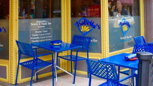 Isabella's Taverna & Tapas Bar