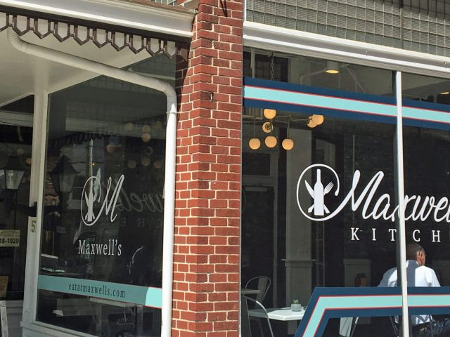 Maxwell's Handcrafted Burgers & Shakes